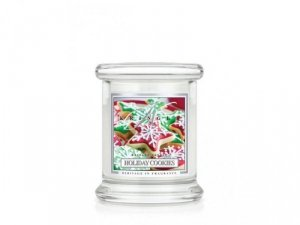 Kringle Candle - Holiday Cookies - mini, klasyczny słoik (128g)