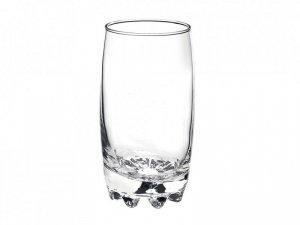 SZKLANKI GALASSIA LONG DRINK 420ML 3SZT -BORM