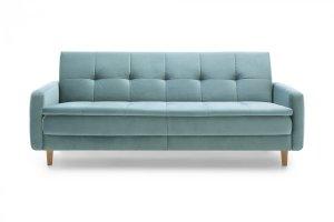 Sofa z funkcją spania 3F SNAP - Błękitny