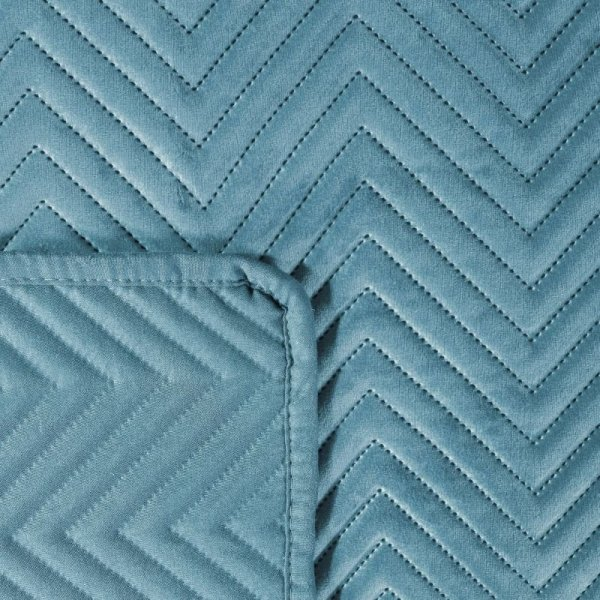 Narzuta SOFIA 170X210 Niebieski Eurofirany
