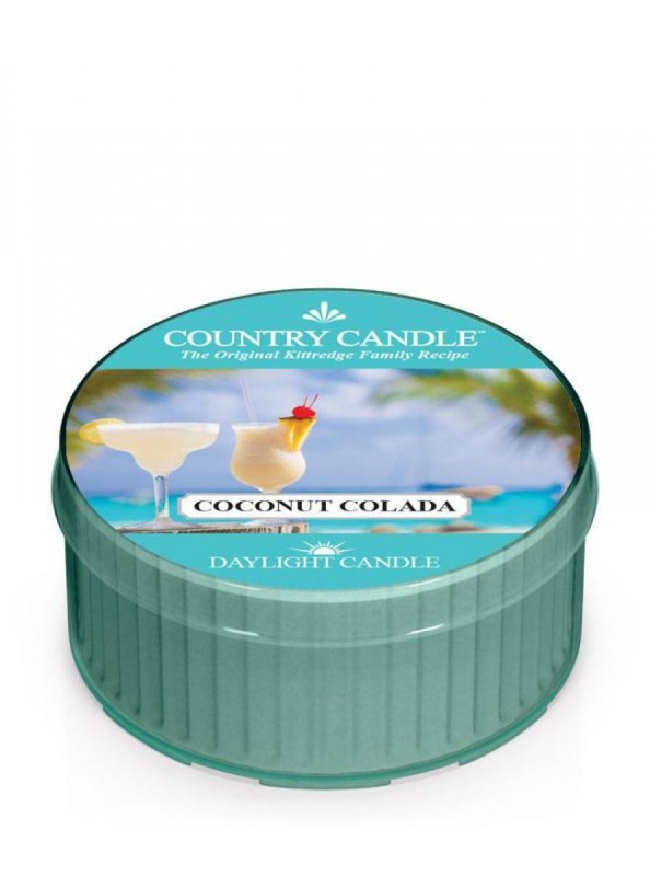 Country Candle - Coconut Colada - Daylight (35g)