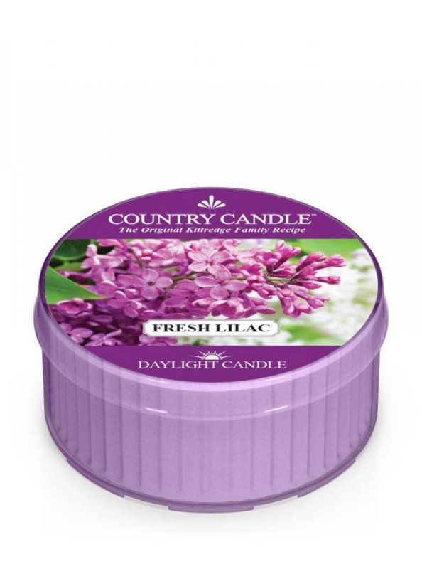 Country Candle - Fresh Lilac - Daylight (35g)