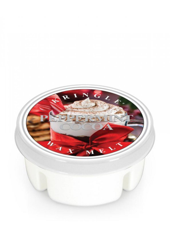"""Kringle Candle - Peppermint Cocoa - Wosk zapachowy """"potpourri"""" (35g)"""