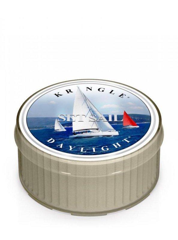 Kringle Candle - Set Sail - Świeczka zapachowa - Daylight (35g)