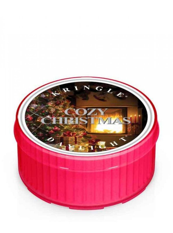 Kringle Candle - Cozy Christmas - Świeczka zapachowa - Daylight (35g)