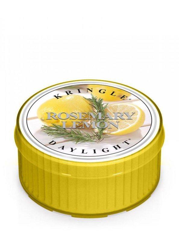 Kringle Candle - Rosemary Lemon - Świeczka zapachowa - Daylight (35g)