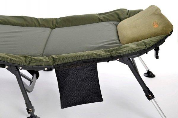 Łóżko polowe, karpiowe L-15 RULER