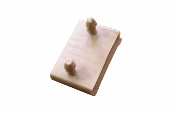 Element mocujący do deski 5 cm szerokości