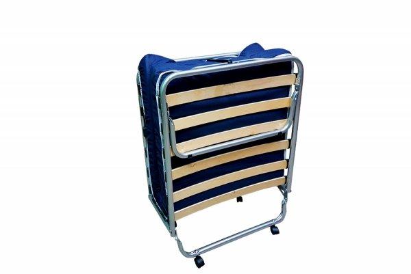 Łóżko składane ELBA złożone