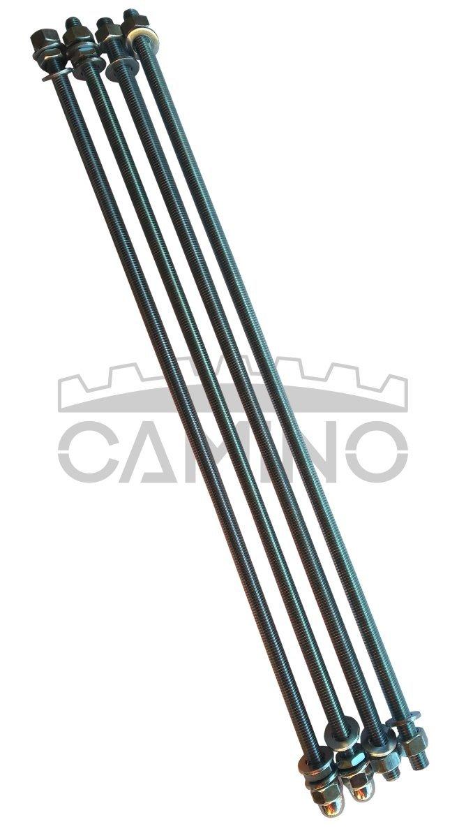 KWD Camino 3 - kompletny zestaw śrub ściągowych do kotła 5-członowego