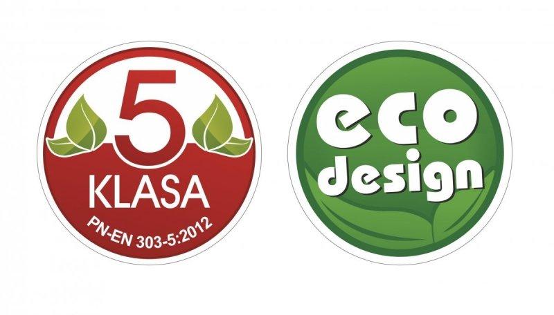 Etykieta 5 klasa i EcoDesign