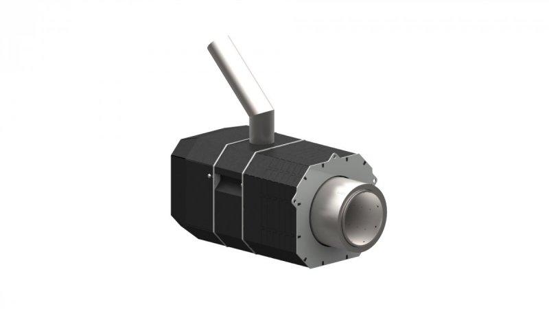 Palnik obrotowy na pellet ecoMax 860 15 - 70 KW