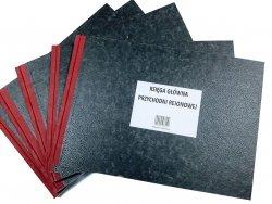 Księga Główna Przychodni Rejonowej - 200 kart