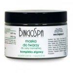 BINGOSPA Maska Do Twarzy Kompleks Algowy 120g (Data ważności 10/18)