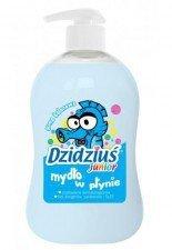 DZIDZIUŚ Mydło W Płynie O Zapachu Gumy Balonowej 300ml (Data ważności 04/19)
