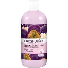 Fresh Juice Kremowy Żel Pod Prysznic Passion Fruit & Magnolia 500ml
