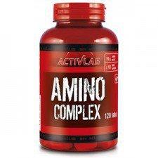 ACTIVLAB Amino Complex 120tabs Granat (DATA WAŻNOŚCI 3/4/2019)