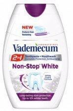 VADEMECUM Non Stop White Pasta Do Zębów 2w1 75ml