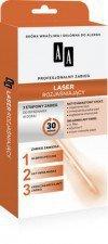 AA Laser Rozjaśniający Profesjonalny Zabieg 5+5+3ml Skóra wrażliwa i skłonna do alergii