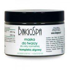 BINGOSPA Maska Do Twarzy Kompleks Algowy 120g