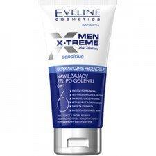 EVELINE MEN X-TREME Nawilżający Żel Po Goleniu 150ml (Data ważności 04/19)