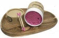 Patyczki higieniczne do uszu bambusowe 200 szt ATEST PZH