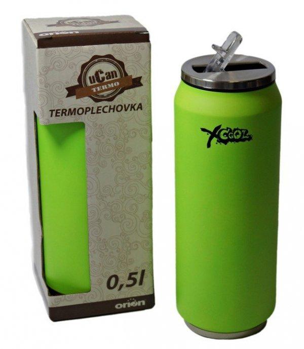 Kubek termiczny PUSZKA NEON 0,5L