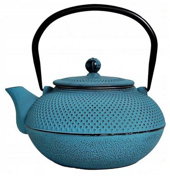 CZAJNIK ŻELIWNY IMBRYK zaparzacz do herbaty 1,5l