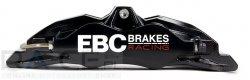 Zestaw hamulcowy BIG BRAKE KIT EBC BBK007BLK/1