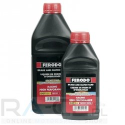 Płyn hamulcowy Ferodo Racing DOT 5.1. 0,5 lita