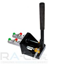 OBP, zestaw - hydrauliczny ręczny z regulacją + 2 pompy