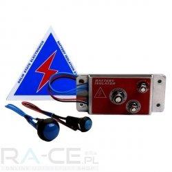 Elektryczny wyłącznik prądu RRS FIA