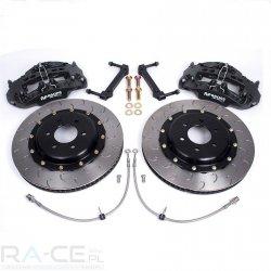 Zestaw hamulcowy tylny AP Racing, Subaru Impreza STI 01-07, CP7625-1000R2.CG12