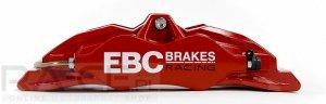 Zestaw hamulcowy BIG BRAKE KIT EBC BBK007RED/1