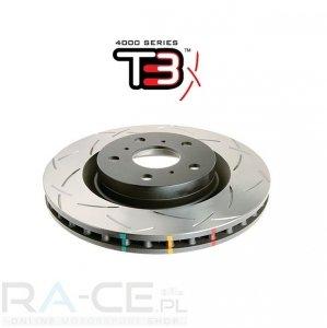 Tarcza hamulcowa DBA T3 4000 series Focus RS - przednia