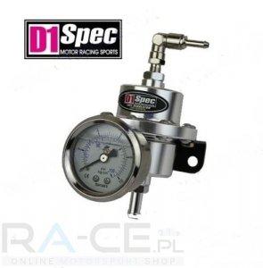 Regulator ciśnienia paliwa D1 Spec
