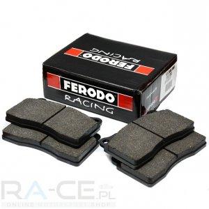 Klocki hamulcowe Ferodo DS2500, Ford Fiesta R2 (gravel) oś tylna.