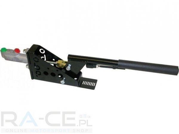 Hydrauliczny ręczny OBP 280mm z blokadą + pompa