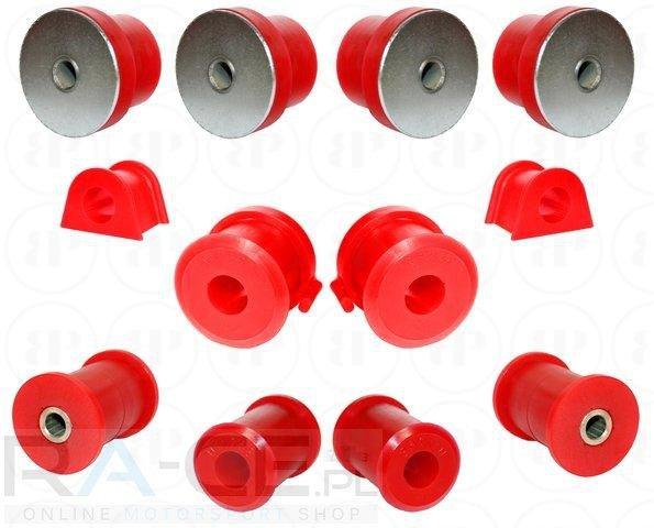 Alfa Romeo, Zestaw poliuretanowy przedniego zawieszenia, 016075B