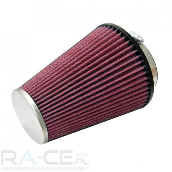 Filtr powietrza uniwersalny K&N 80mm