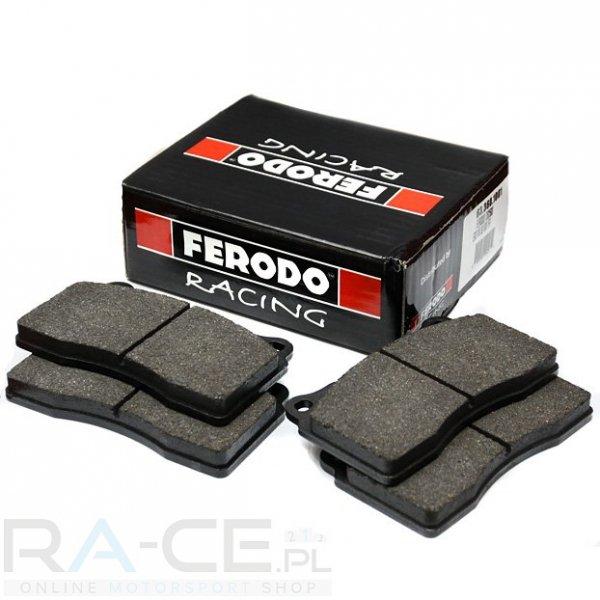 Klocki hamulcowe Ferodo DS2500, Subaru Impreza 2.0 STi (Brembo kit 6 pistons), oś tylna.