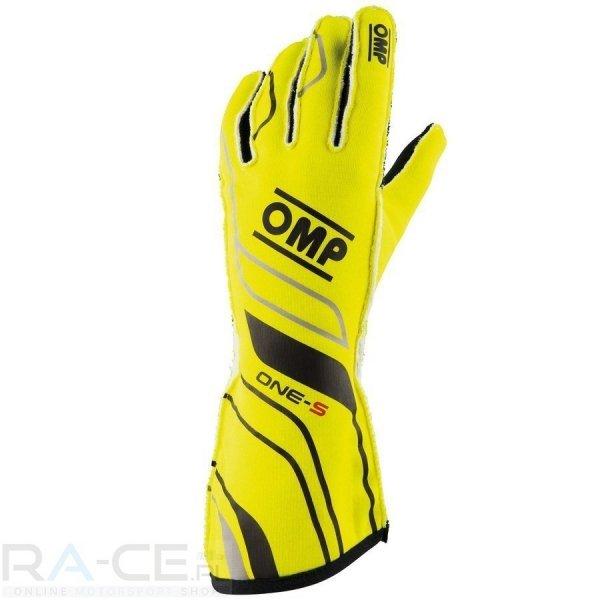 Rękawice rajdowe OMP ONE S