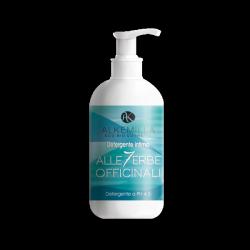 Płyn do higieny intymnej z 7 ziół pH 4,5 - Alkemilla