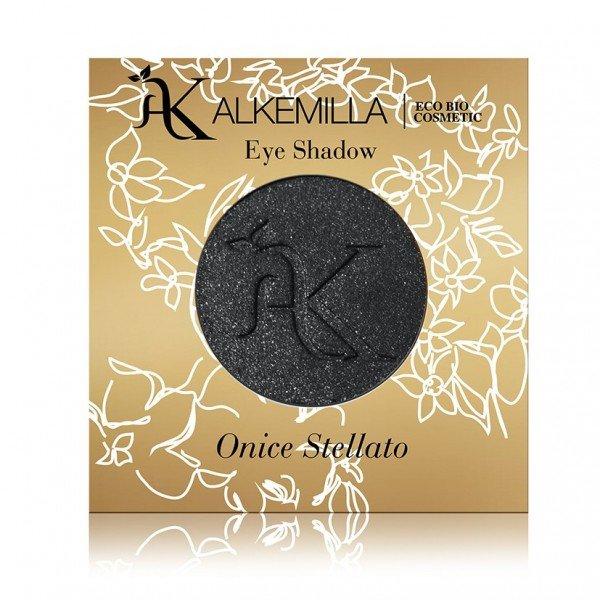Cień do powiek Onice Stellato 4g - matowy z brokatem - Alkemilla