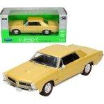 Welly Pontiac GTO 1965, złoty