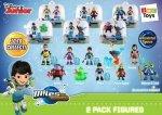 IMC Toys Zestaw 2 Figurki Miles + Blodger