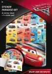 Jiri Models Naklejki Zestaw Cars 3