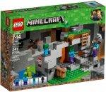 LEGO Minecraft Jaskinia zombie