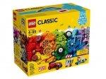 LEGO Polska Classic Klocki na kółkach
