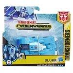 Figurka Transformers Cyberverse 1-krok - Blurr